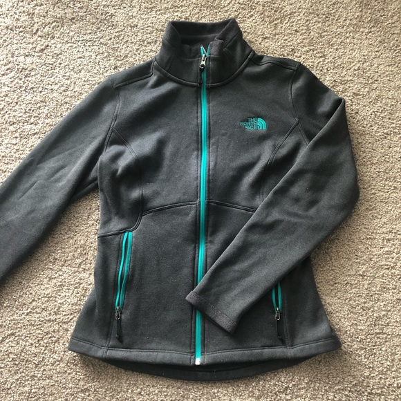 The North Face Jackets & Blazers - The North Face full zip sweatshirt jacket